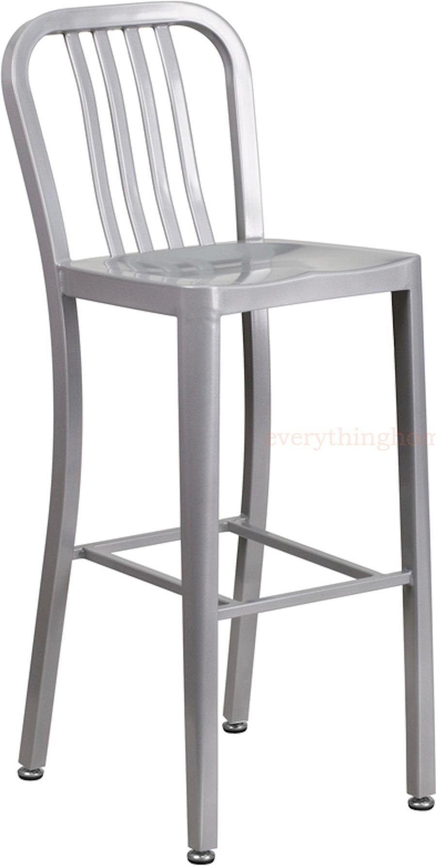 Style Bar Stool High Top Chair