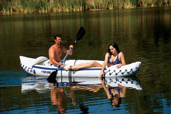 Sea Eagle 330 Inflatable Kayak Uk