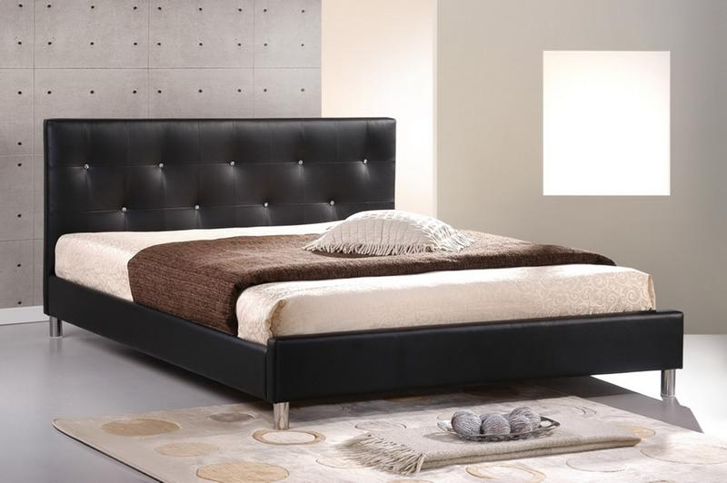 Black Queen Size Bed Frame 800 x 532